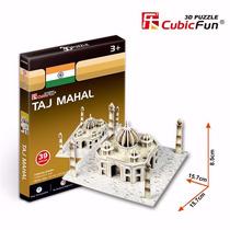 Quebra Cabeça Puzzle 3d Taj Mahal Presente Hobbie Brinquedo