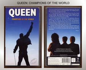 Queen Champions Of The World - Made In Heaven