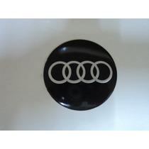 Emblema Audi 65mm Para Rodas Esportivas