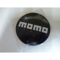 Emblema Momo Italy 90 Mm Para Rodas Esportivas