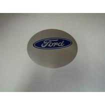 Emblema Ford Adesivo Para Rodas Esportivas Ford 58mm