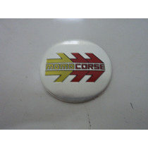 Emblema Adesivo Momo Corse Para Rodas Esportivas 55mm