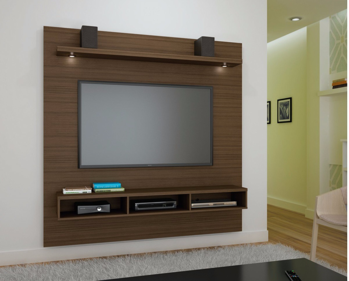 Pin Rack C Painel P Tv Lcd Led Home Luka 2 07m Lukaliam On Pinterest