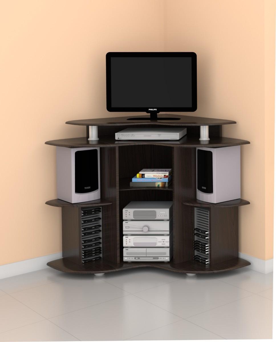 Pruzak Com Rack Para Sala De Tv De Canto Id Ias Interessantes  -> Rack Pra Sala De Tv