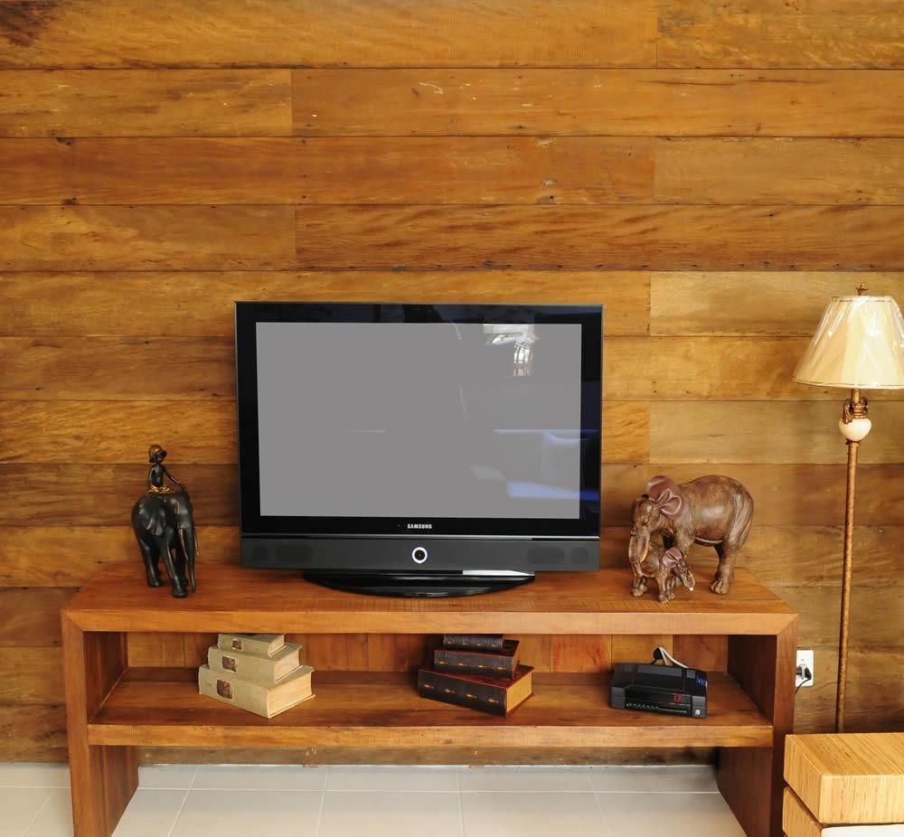 Pruzak Com Rack De Madeira Para Sala De Tv Id Ias Interessantes