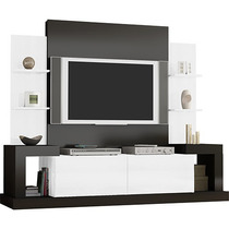 Rack Dakar Estante Home Theater Tv Lcd Painel Bancada Suspen
