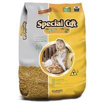 Ração Special Cat Peixes Para Gatos 25kg