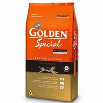 Ração Golden Special Cão Adulto Frango E Carne 15kg- Pet Hob