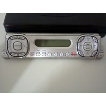 Frente Fixa Cd Player Sony Cdx-m 627 Raridade.