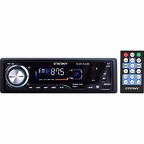 Mp3 Player Automotivo Eterny Et33001 - Rádio Fm Entradas Usb
