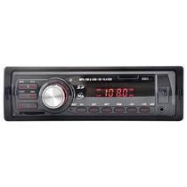 Rádio Som Automotivo Fm Usb 5983 Leadership Frete Grátis