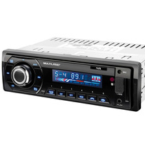 Auto Rádio Multilaser Talk P3214 Bluetooth Mp3 Fm Usb Sd Aux