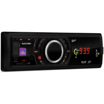 Auto Radio Leadership Digital Fm Usb Sd Black Bird + Frete