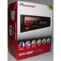 Auto Radio Pioneer Mvh-288bt Usb Bluetooth