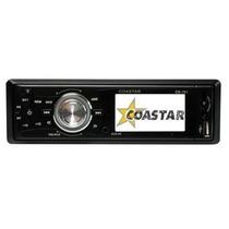 Mp3 Player Automotivo Coastar Cs761 - Usb Sd Fm Mp3