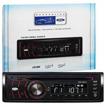 Toca Cd Mp3 Player Buster Original Ford
