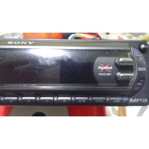 Autoradio Cd Mp3 Sony + Diqueteira Sony Integrada Para 10 Cd