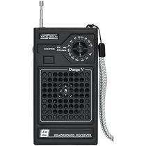 Rádio Portatil Am/fm - Pf25 Motobras