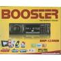 Rádio Automotivo Booster Bmp-1250ub Mp3/wma/usb/sd/ Fm C/c
