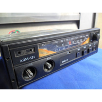 Radio Automotivo Arm-s31 Spix Iv 3 Faixas (w_f 30)