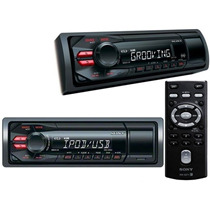 Radio Mp3 Player Automotivo Sony Xplod Dsx A35 Entrada Usb