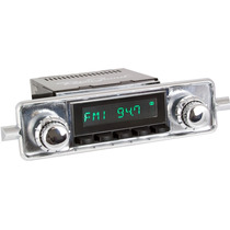 Rádio Retrosound Fusca 1958-70 Cromada Media - Vintagewagen