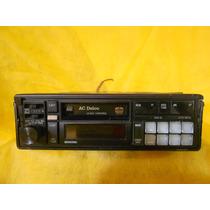 Radio Toca Fita Ac Delco C/ Gaveta Kadett Gsi 1988 1989 1990