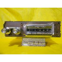 Radio Original Cadillac 1957 E 1958 De Ville, Eldorado Etc