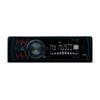 H-buster Auto Radio Cd Player Hbd-4680mp Cd/ Usb/ Mp3/ Wma