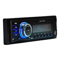 Auto Radio Mp3 Player Automotivo Importway Usb Pendrive Sd