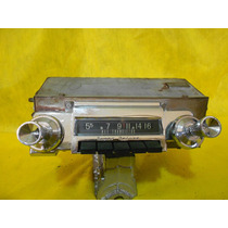 Radio P/ Chevrolet 1961 E 1962 Com Memória