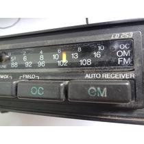 Radio Funcionando Bosch Original Ford Corcel 1 -falta1 Botao