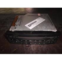 Rádio Cd Player Original Citroen C3 Xtr 2009 Testado