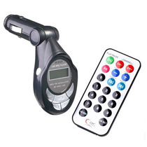 Rádio Transmissor Fm Automotivo Usb Sd + Controle Remoto