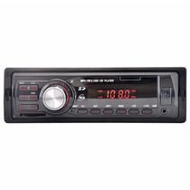 Mp3 Player Automotivo Leadership 5983 Com Rádio Fm E Entrada