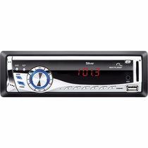 Rádio De Carro Multilaser Original Mp3, Sd, Usb E Aux.