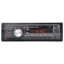 Rádio Automotivo Mp3 Player C/ Usb/sd-blue Macaw-leadership