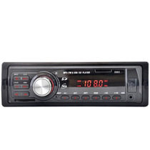 Radio Mp3 Fm Automotivo Controle Carro Pendrive Usb Sd Ipod