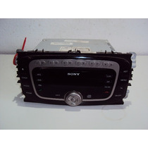 Radio Automotivo Ford Focus Sony 2009/... Original