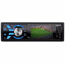Rádio Mp3 Player Dvd Multilaser P3227 Rock Mp5 Usb + Tv