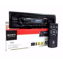 Radio Sony Xplod Dsx A35 Automotivo Usb Mp3 Player