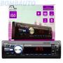 Auto Rádio Multilaser Soul Entrada Usb Sd + Pen Drive 8 Gb