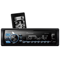 Auto Rádio Pioneer Usb Aux Mixtrax Ipod/iphone Android Fm