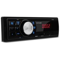 Rádio Carro Mp3 Multilaser One Usb Sd Fm + Kit De Instalação