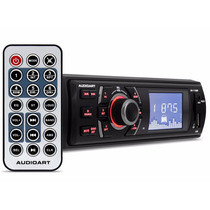 Auto Radio Usb Audioart Ar-115mp Sd Card Mp3 Player