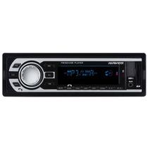 Rádio Automotivo Usb Bluetooth Fm Cartão Sd