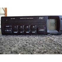Radio Am/fm Fic Rd-1000 Funcionando Falta O Chicote Promoção
