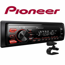 Media Receiver Pioneer Mvh-288bt Bluetooth Mp3 Usb Android