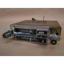 Auto Radio Toca Fitas Tkr 200 Original Carro Antigo Wv.
