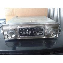 Raro Radio Motoradio Am Vw 8 Transistor Para Fusca Ate 69